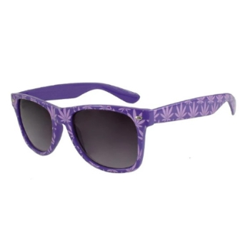 Dazed N Confused Weed Sunglasses